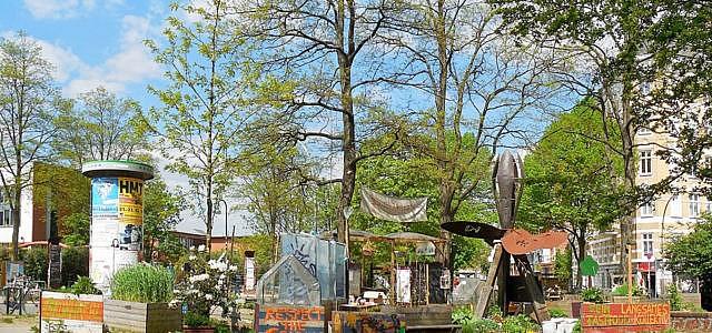 Nachhaltigkeit Hamburg Karoviertel