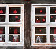 weihnachtsdeko fenster