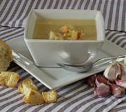 Auberginensuppe