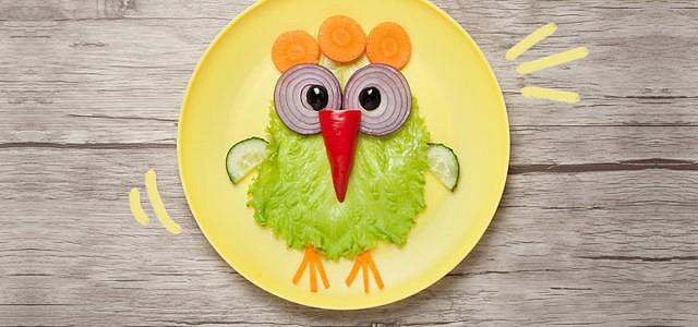 Vegetarische Ernährung für Kinder: gesund und machbar