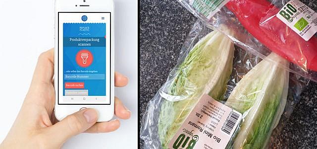 Diese App hilft Plastikmüll zu reduzieren