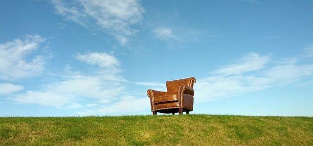 Möbel spenden