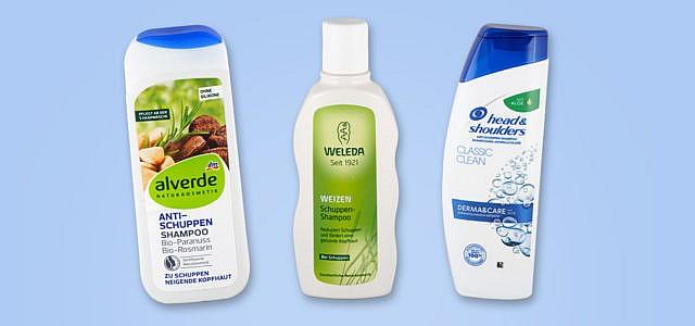 Gute Anti Schuppen Shampoos