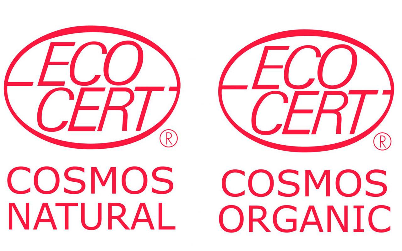 Ecocert Siegel Cosmos