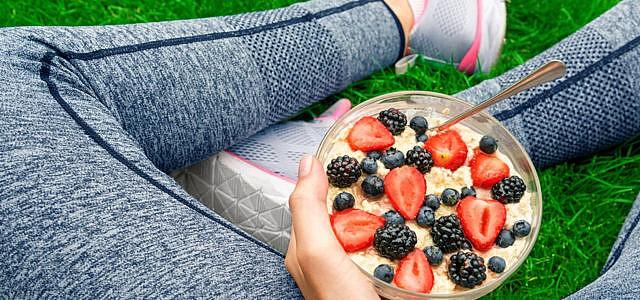 vegane Sporternährung: Alles, was du wissen musst