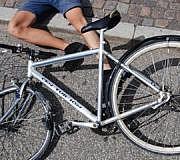 fahrrad trick holländergriff unfall