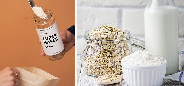 Hafermilch-Pulver: Was ist dran am Trend?