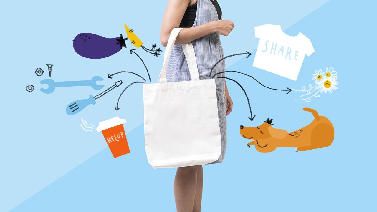 Klimafreundlich shoppen und sparen: 12 Tipps