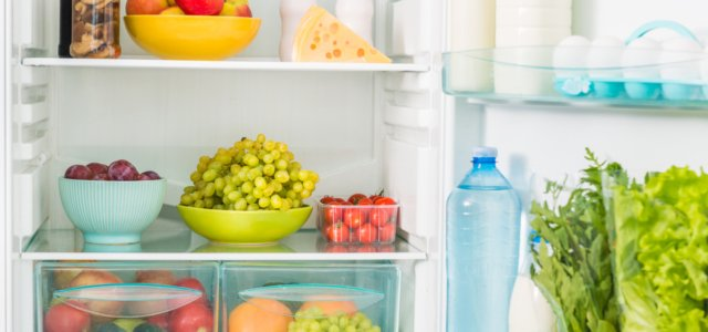 Kühlschrank organisieren