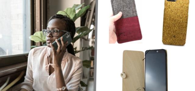 Nachhaltige Handyhüllen gibt es für alle gängigen Smartphone-Modelle.