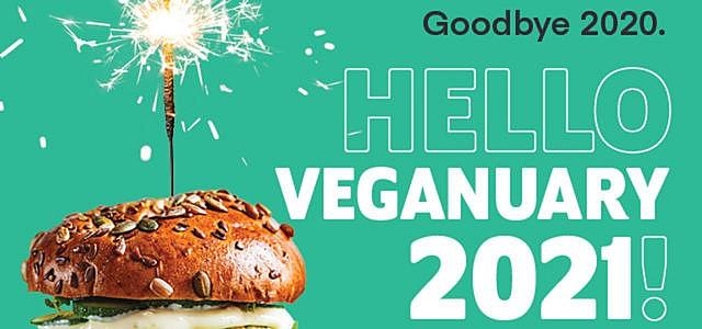 veganuary rezepte tipps 2021