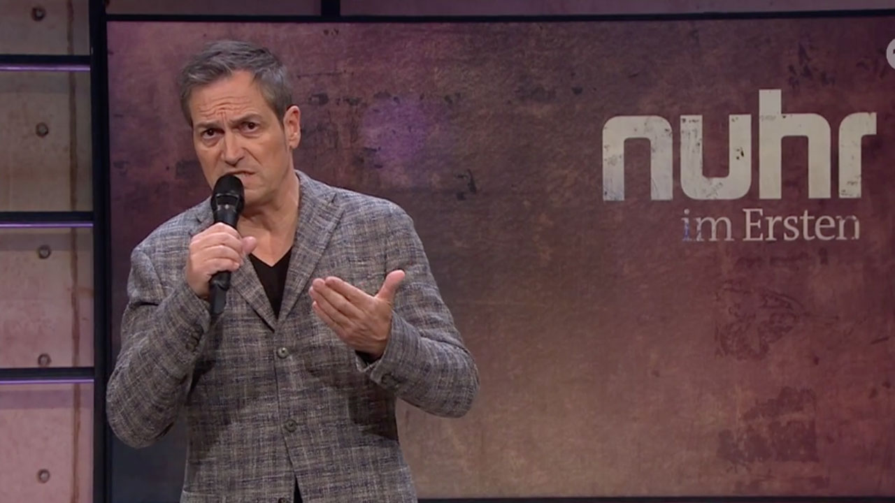 Dieter Nuhr hat eine neue Zielscheibe: Luisa Neubauer