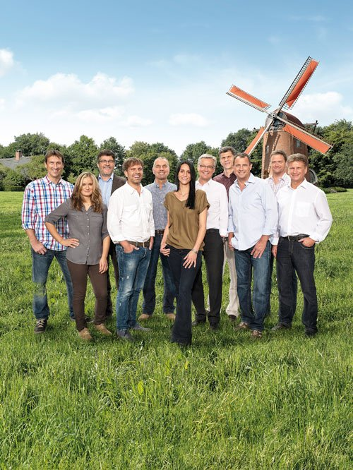 Rügenwalder Mühle Mitarbeiter