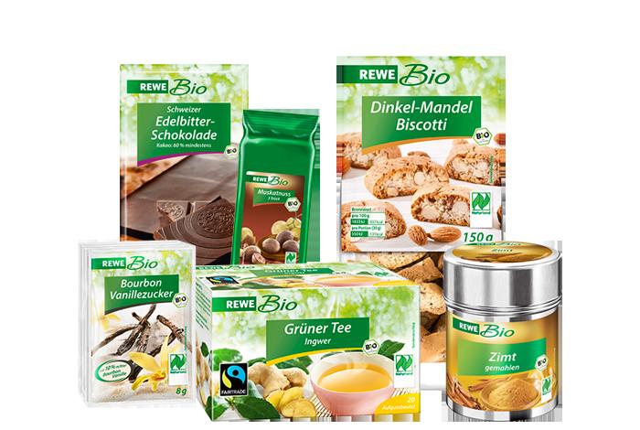 Rewe Bio Produkte