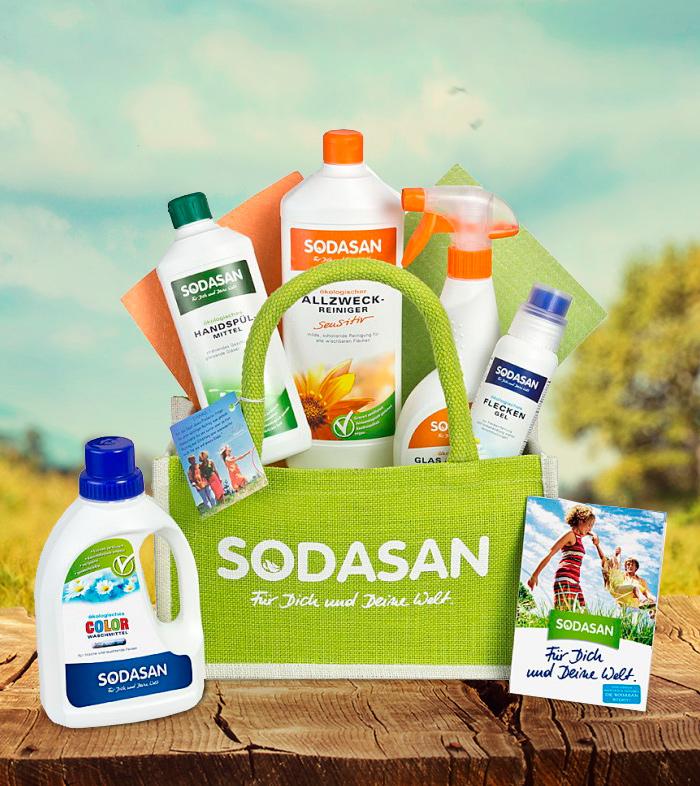 Sodasan Produkte