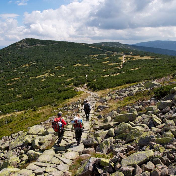 Wikinger Reisen Wandern