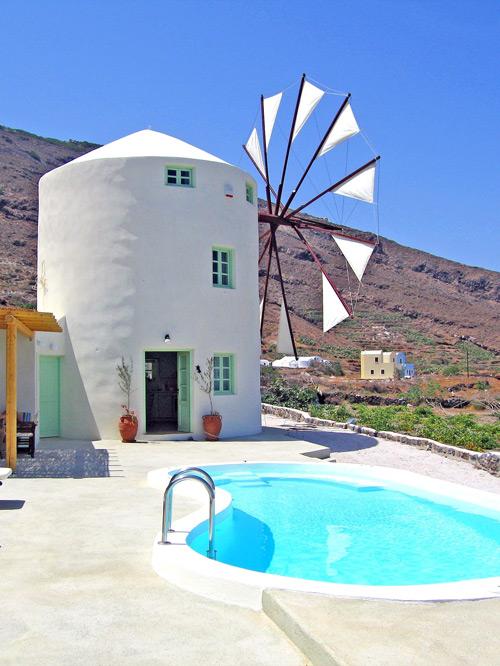 Wimdu Santorini
