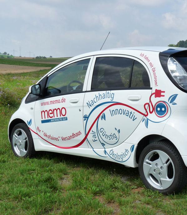 memo Elektroauto