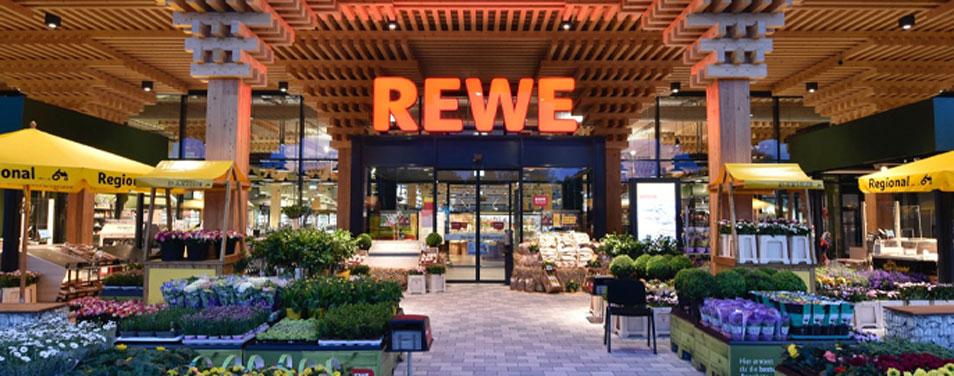 REWE Green Building