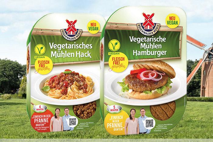 Vegane Produkte Rügenwalder Mühle