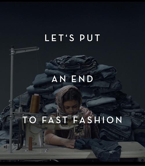 end to fast fashion armedangels
