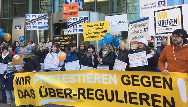 ethikbank streik