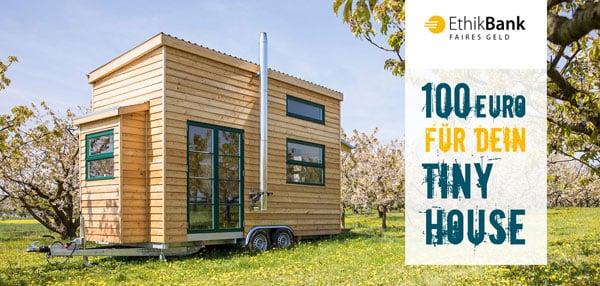 EthikBank Tiny House finanzieren
