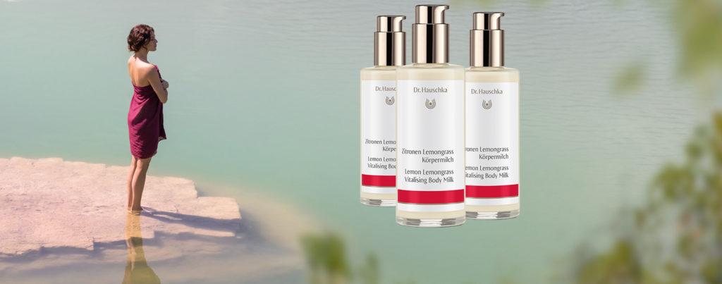 Dr. Hauschka Produkttest Körpermilch