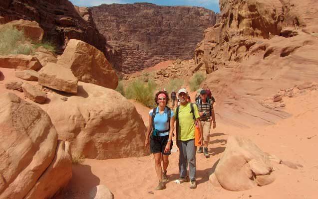 Wikinger Reisen Jordanien Urlaub Gewinnspiel