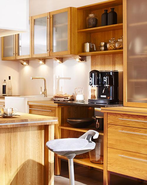 annex design massivholz k chen zum fairen preis. Black Bedroom Furniture Sets. Home Design Ideas