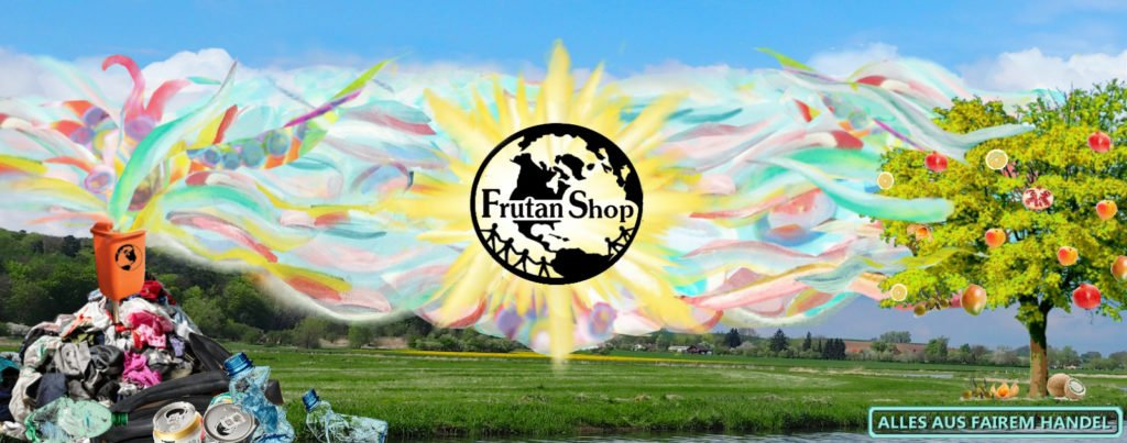 Frutan Shop vegan Upcycling