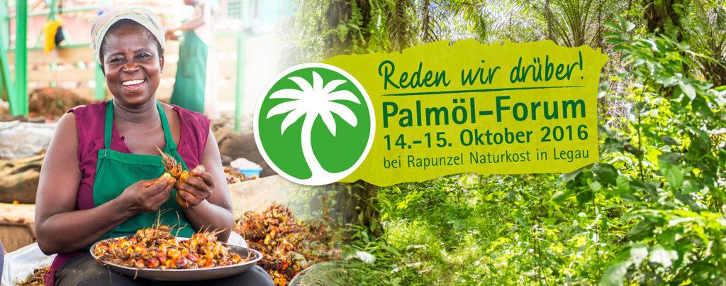 Palmöl Rapunzel Palmölforum