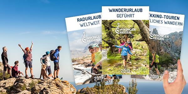 Wikinger Reisen Katalog jetzt stöbern nachhaltig reisen