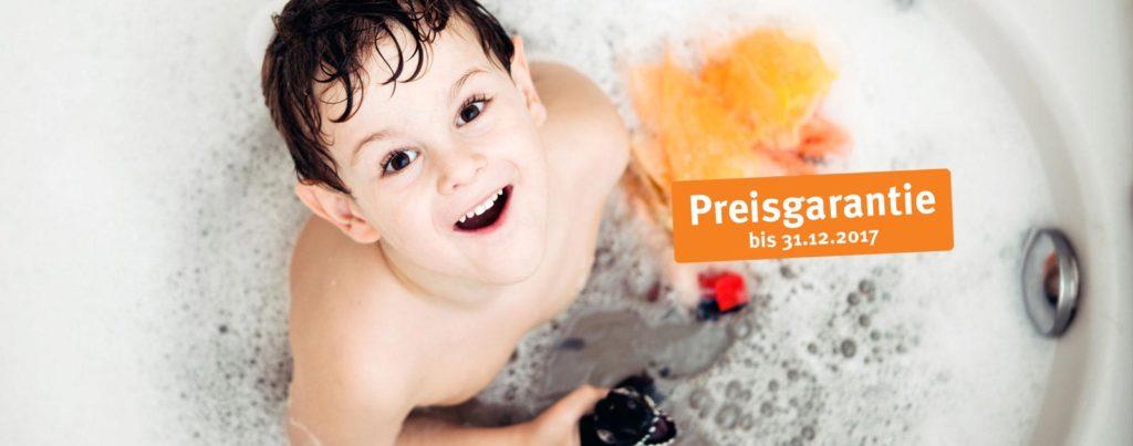 Naturstrom Biogas Preisgarantie bis 31.12.2017