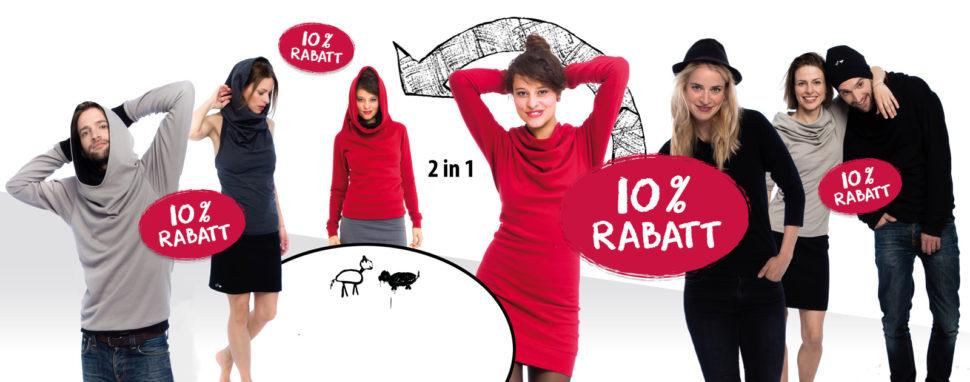 Nachhaltige Mode, GOTS-zertifizierte Baumwolle – Mode von Kollateralschaden