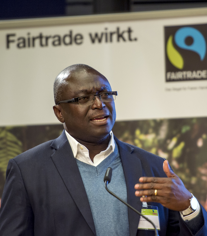 Fairtrade Konferenz