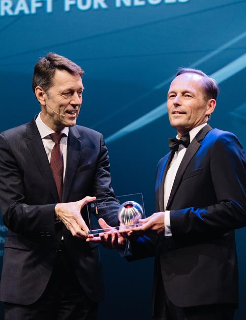 Deutscher Nachhaltigkeitspreis Forschungspreis Wasser Forschung BMBF