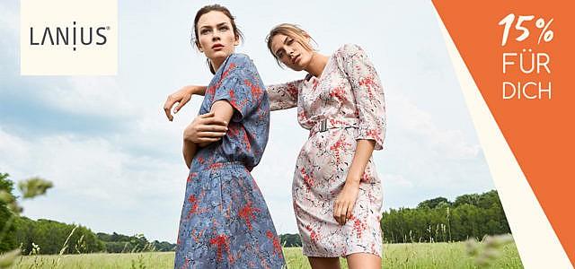 Fair & Organic Fashion von LANIUS!