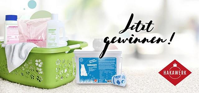 Wäschepflege mit HAKAWERK –gewinne Produktsets für nachhaltiges Waschen!