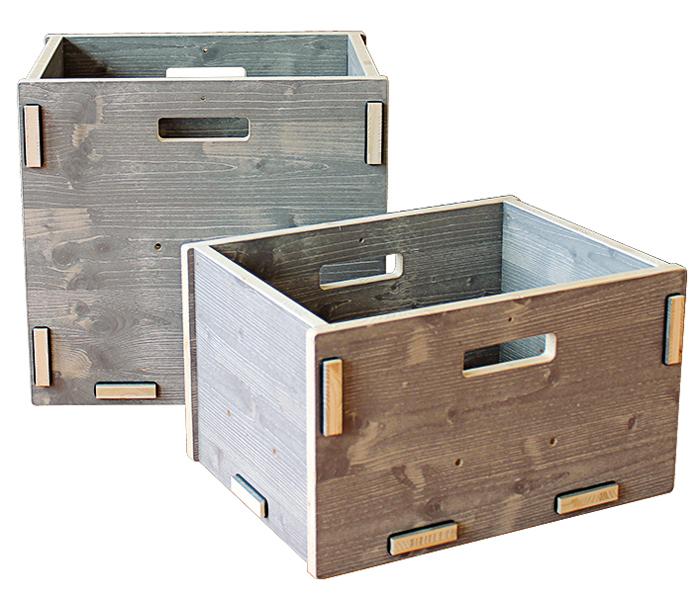 wohnideen mit stapelkisten von werkhaus jetzt modular einrichten. Black Bedroom Furniture Sets. Home Design Ideas