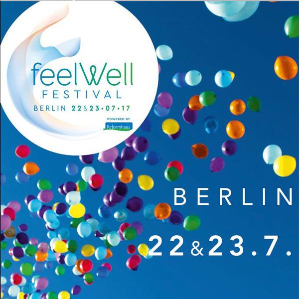 Acts & Speaker auf dem feelWell Festival