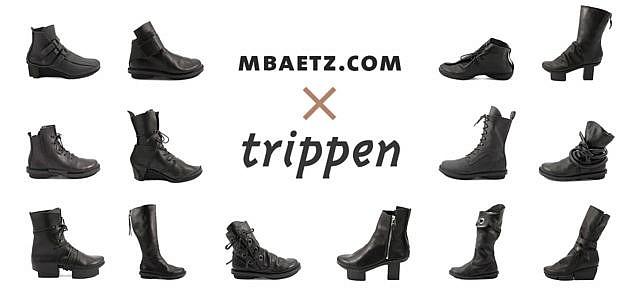 Entdecke Schuhe von trippen bei MBaetz