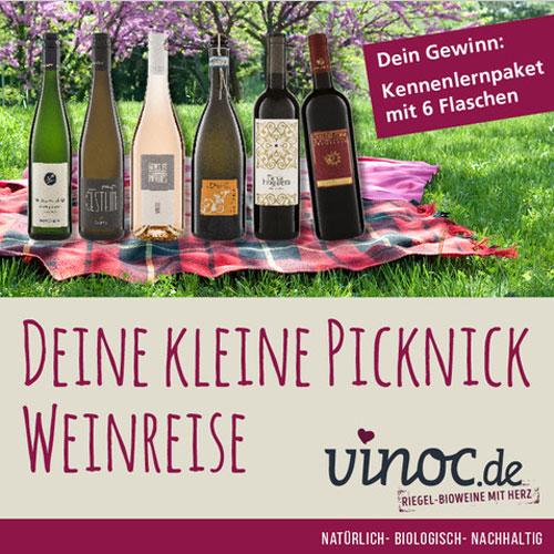 Riegel Bio-Wein Kennenlernpaket