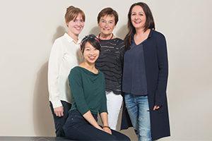 Das LANIUS Onlineshop-Team