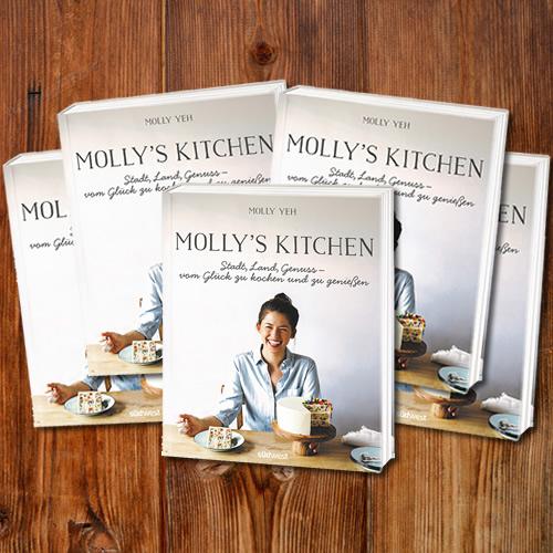 Gewinne das Kochbuch von Molly Yeh
