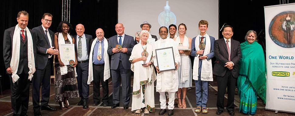 One World Award 2017
