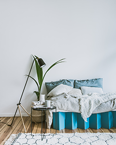Papp Bett gewinne ein bett aus pappe room in a box