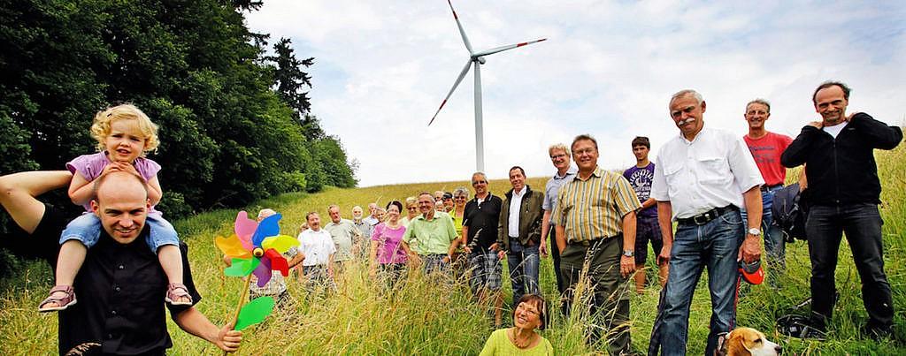 Energiepaket gewinnen Bürgerwerke jetzt mitmachen