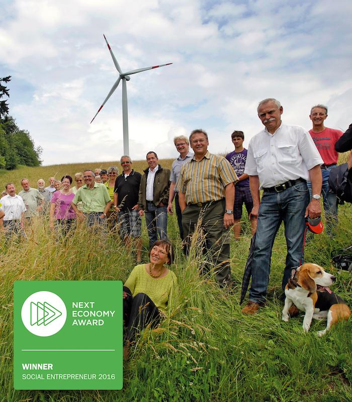 Bürgerwerke verlosen Energiepakete