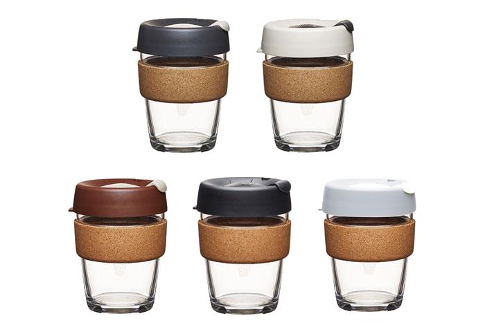 Gewinne Wiederverwendbaren Coffee To Go Becher Keepcup Aus Glas